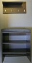 Set : botník sedací + věšáková stěna