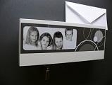 Věšák na klíče+fotky členů vaší rodiny